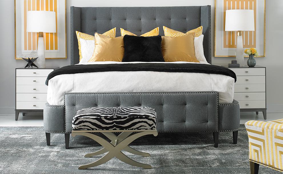 bernhardt furniture bed